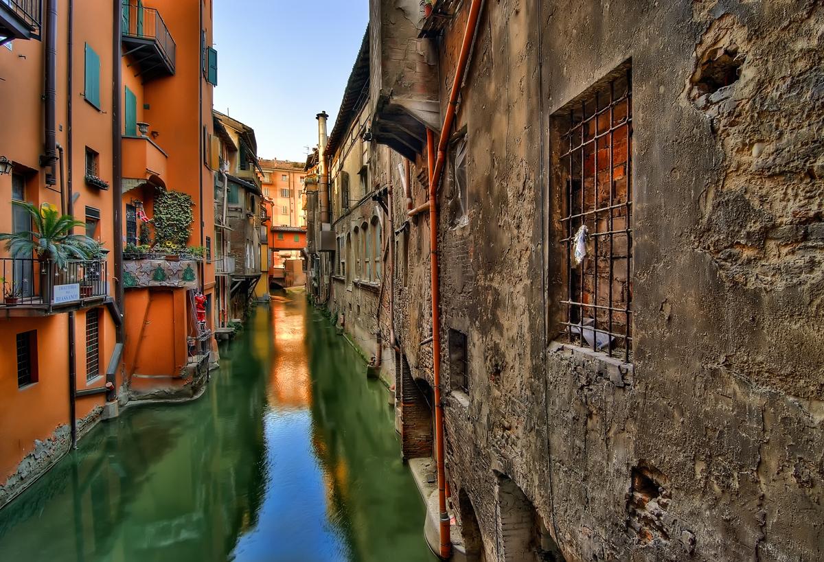 Canale delle Moline (Moline Channel) | Photo by di Sergio from Hdrcreme