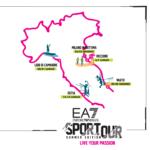 #EA7Sportour