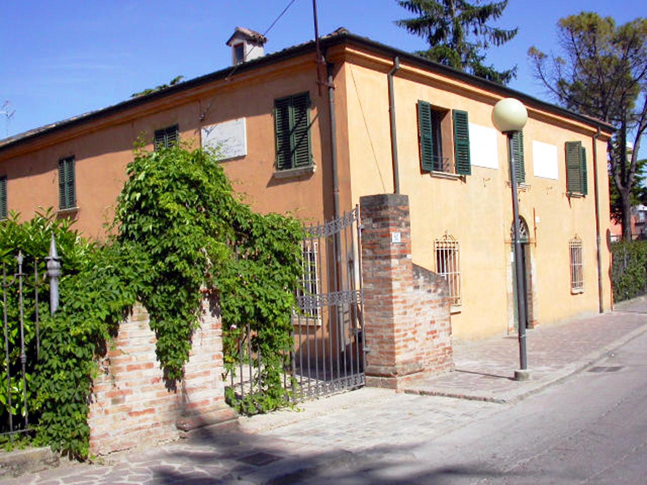 Museo Casa Pascoli | Foto © Comune San Mauro