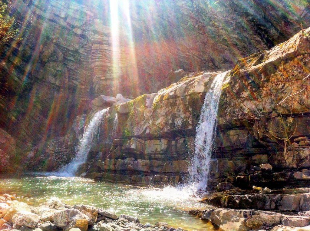 Perino Waterfalls | Ph. @pippo_consonni