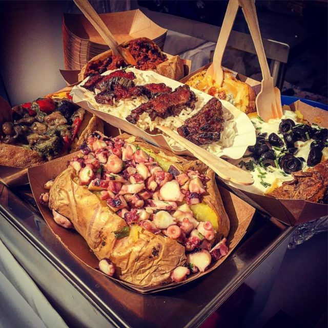 cattolica, rimini, street food
