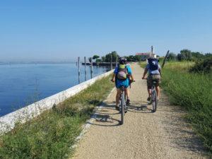 [ParlamiditER] Cervia, bellezza in bicicletta