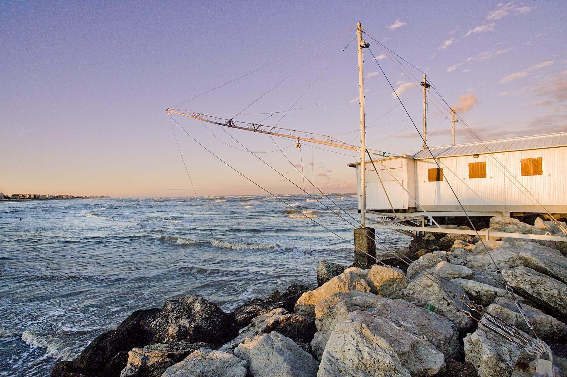 Cervia Fishing Huts | Ph. Simone Manzo