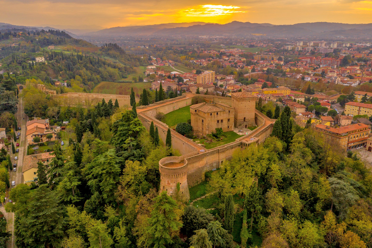 Cesena Fortress