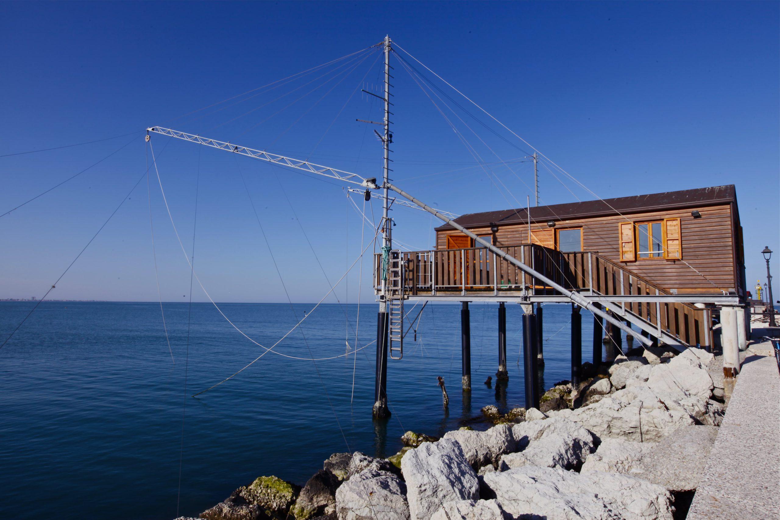 [ParlamiditER] I capanni da pesca di Cesenatico: una tradizione antica, oggi un pregiato rifugio