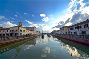 The Coastal Towns of Emilia-Romagna