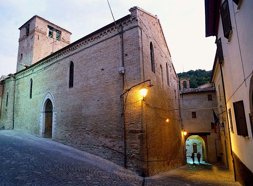 Chiesa di San Paolo   Foto Riviera di Rimini