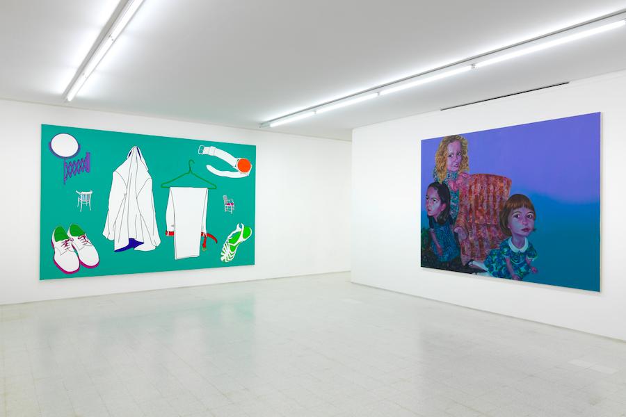 Maramotti Permanent Collection – Reggio Emilia Michael Craig-Martin e Nicky Hoberman