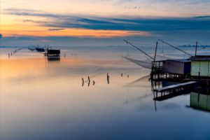 The best routes to discover the Fishing Huts