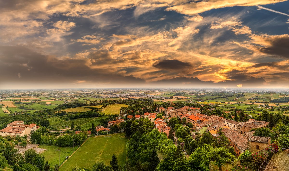 """Bertinoro, """"City of Wine and Hospitality"""" par excellence"""