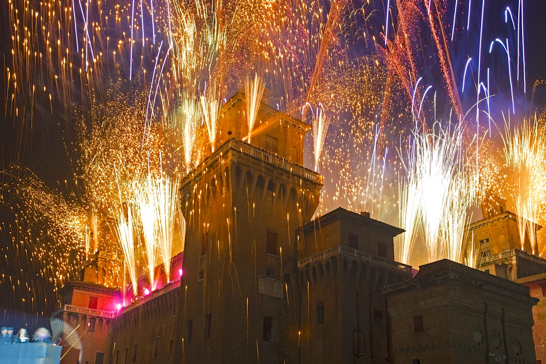 New Year's Eve in Ferrara | Pic from capodannoferrara.com