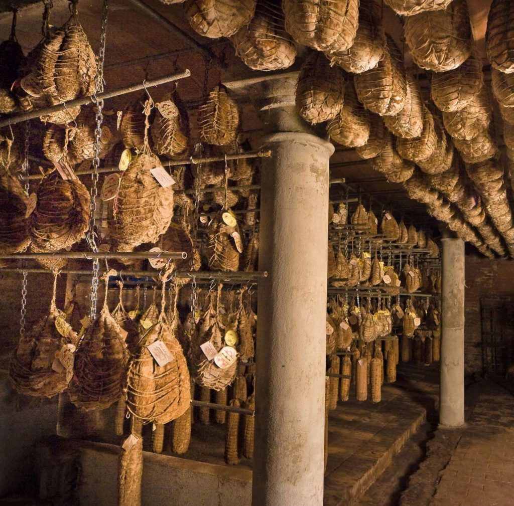 Culatello, Parma City of Gastronomy, via Facebook