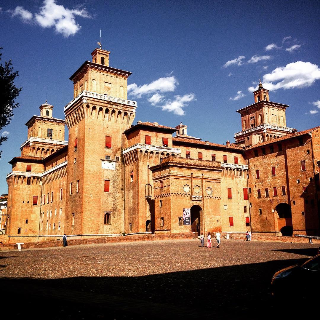 [Shooting Emilia-Romagna #2] Top 5 Photo Spots in Ferrara
