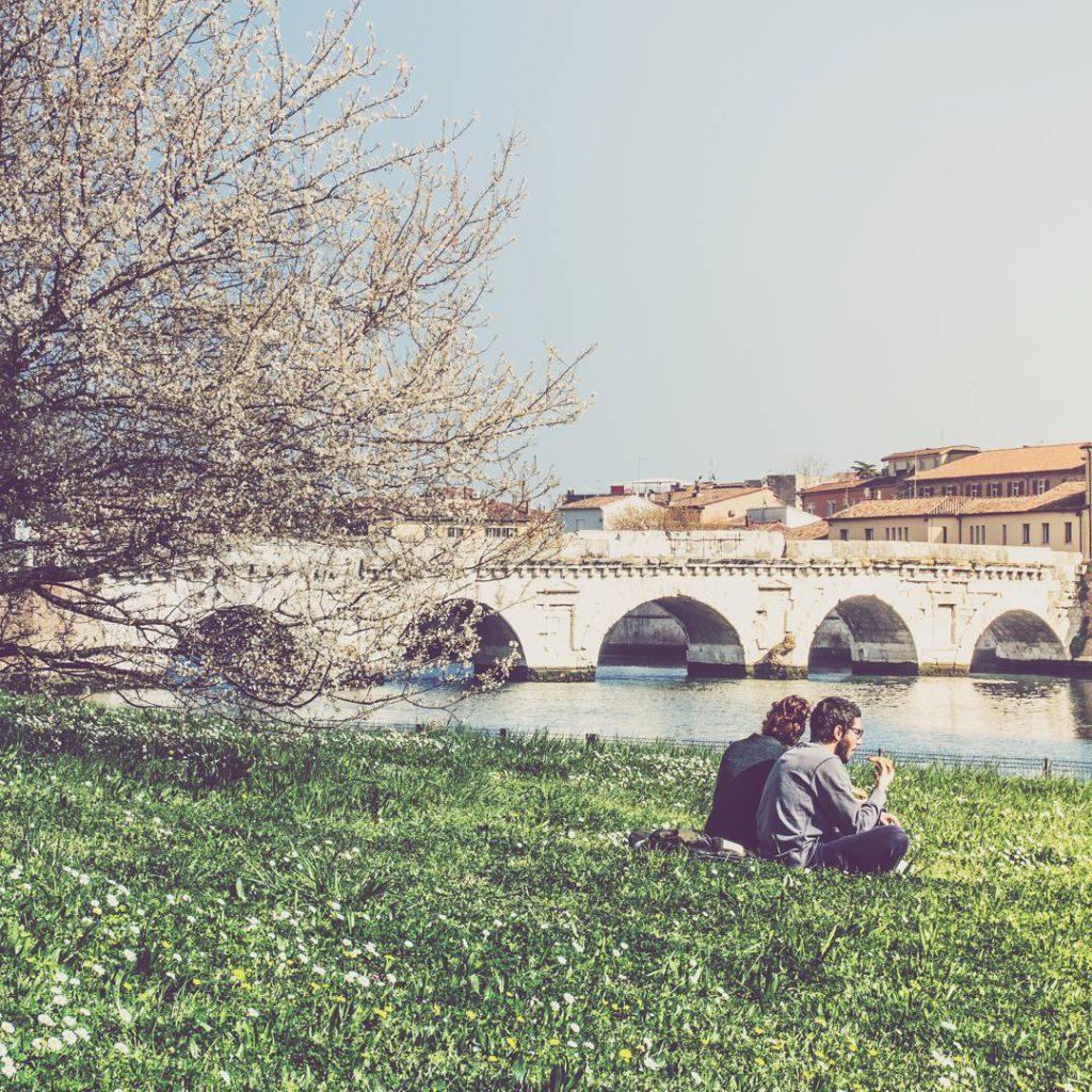 @dvdprtto Misread, Tiberius Bridge Rimini