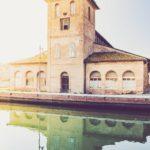 @dvdprtto Salt storehouse, Cervia