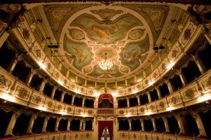 Dove si nasconde il teatro Verdi di Busseto?