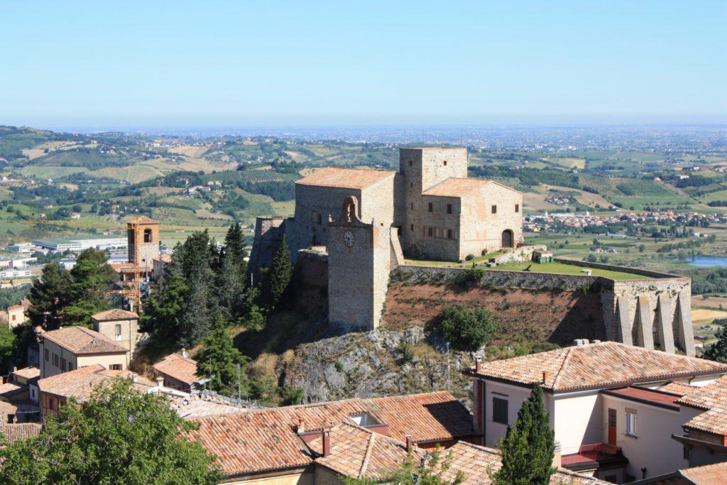 Romagna, Rimini Borgo e Castello di Verucchio, emilia romagna borghi