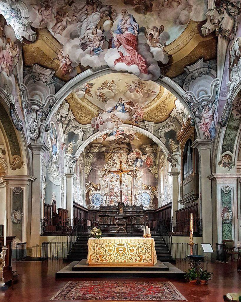 Duomo, interno ph. @emi.chiarello www.instagram.com/p/BUm7l8cBfnP