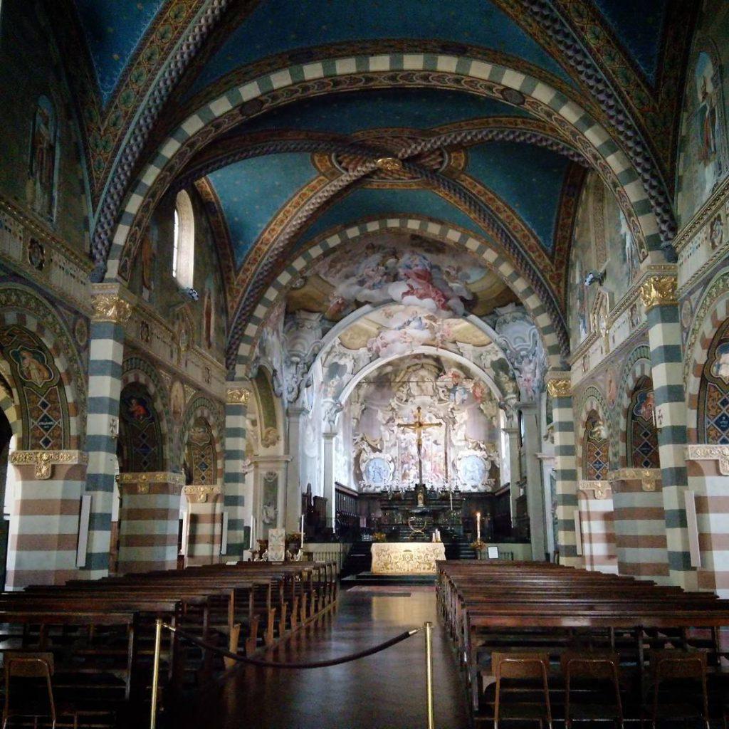 Duomo, interno ph. @klodette111 www.instagram.com/p/BTUxOIIFUOO/