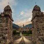 Bobbio (PC) – Il borgo dal ponte gobbo, ph. @businaroalessandro