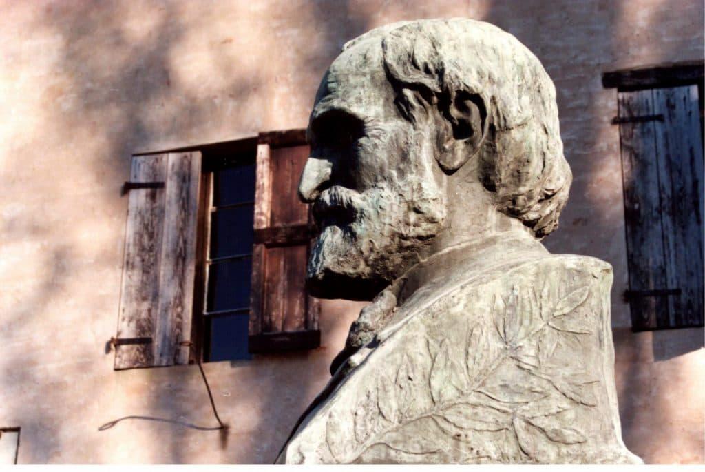 Roncole di Busseto, Giuseppe Verdi Birthplace  Ph. manuparma, WLM 2014