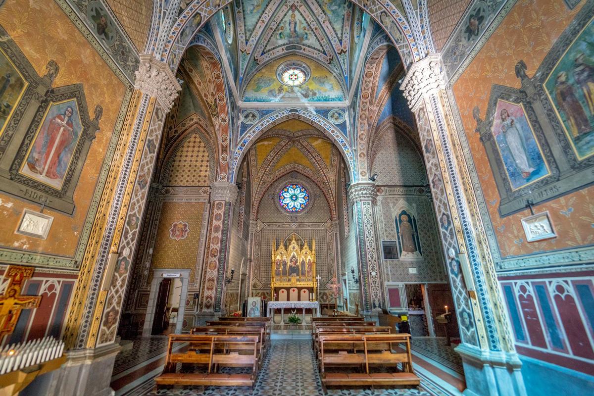 Monasteri e cammini spirituali in Emilia-Romagna