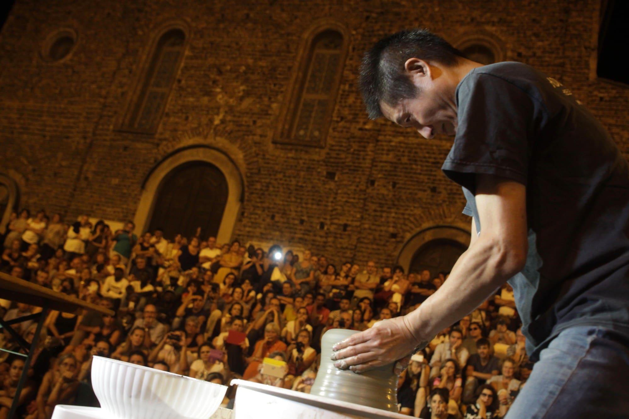 [ParlamiditER] Argillà Italia, tutta la ceramica del mondo a Faenza
