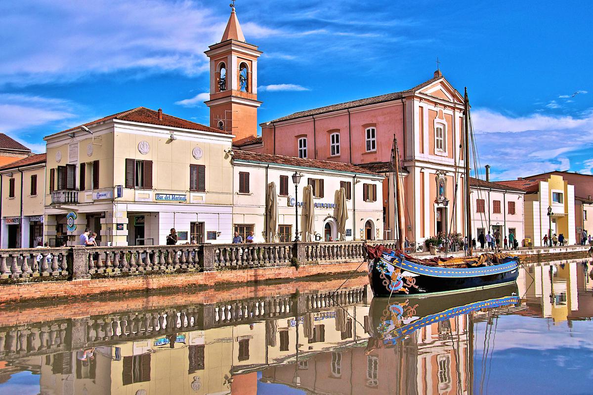 The Canal Port, Cesenatico