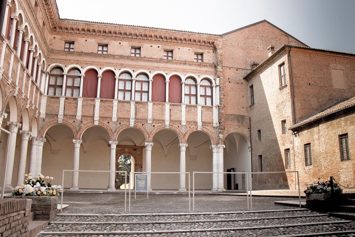 National Archaeological Museum of Ferrara (Palazzo Costabili) | Photo by Tonina Droghetti