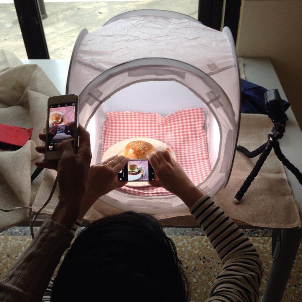 @federicogalli13: Dietro le quinte SelfieDOP Smartphone