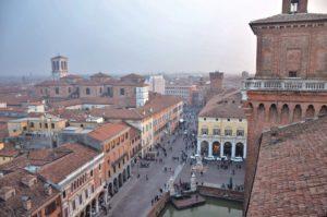 A weekend in Ferrara