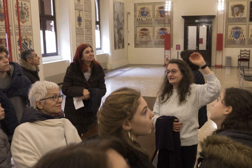 Ferrara, Castello Estense, visita guidata