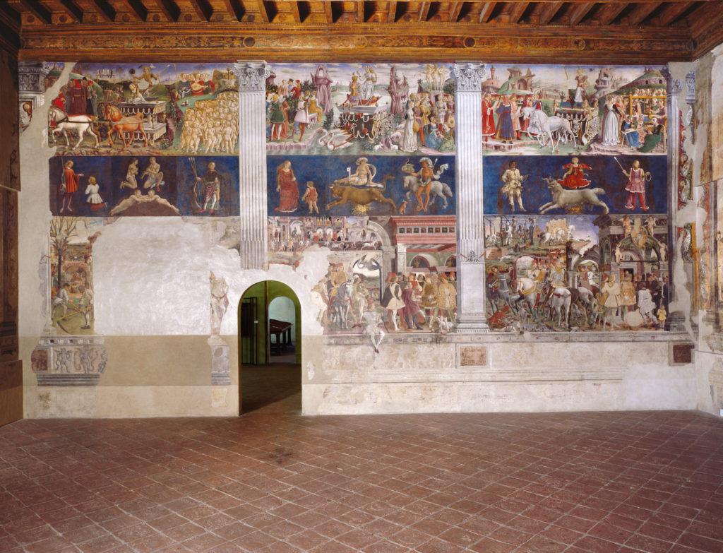 Schifanoia Palace, Ferrara | Ph. anonimo
