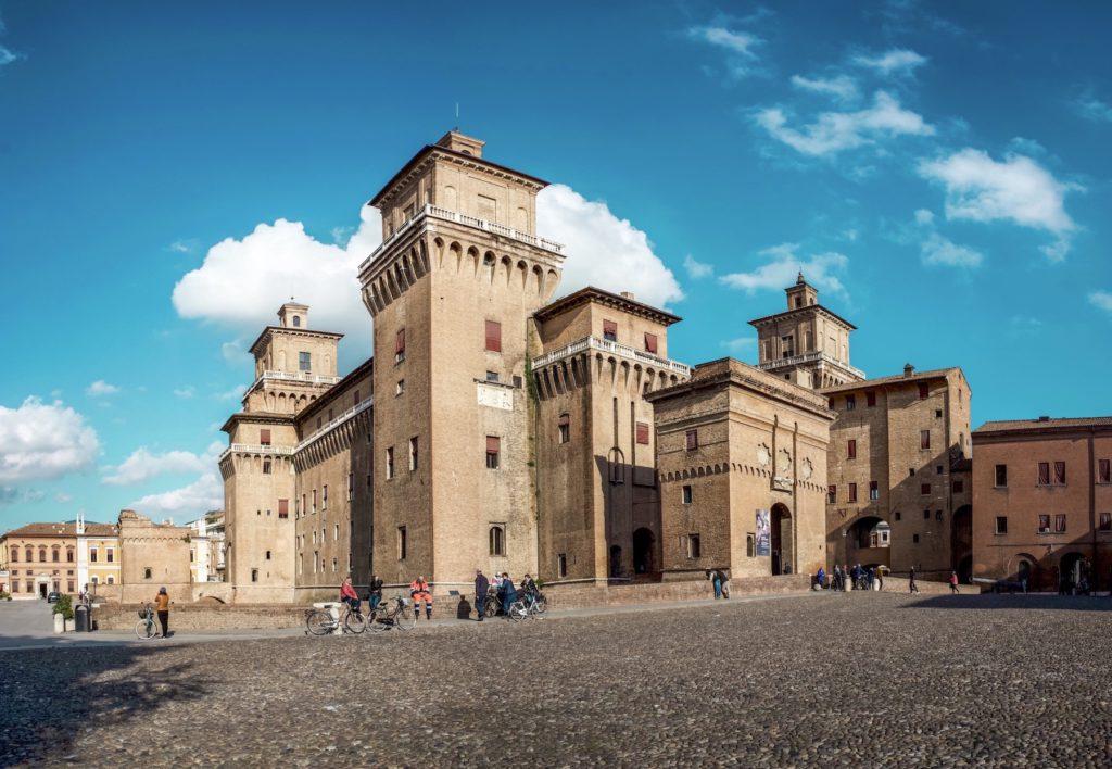 Ferrara, Castello Estense, Ph. Vanni Lazzari