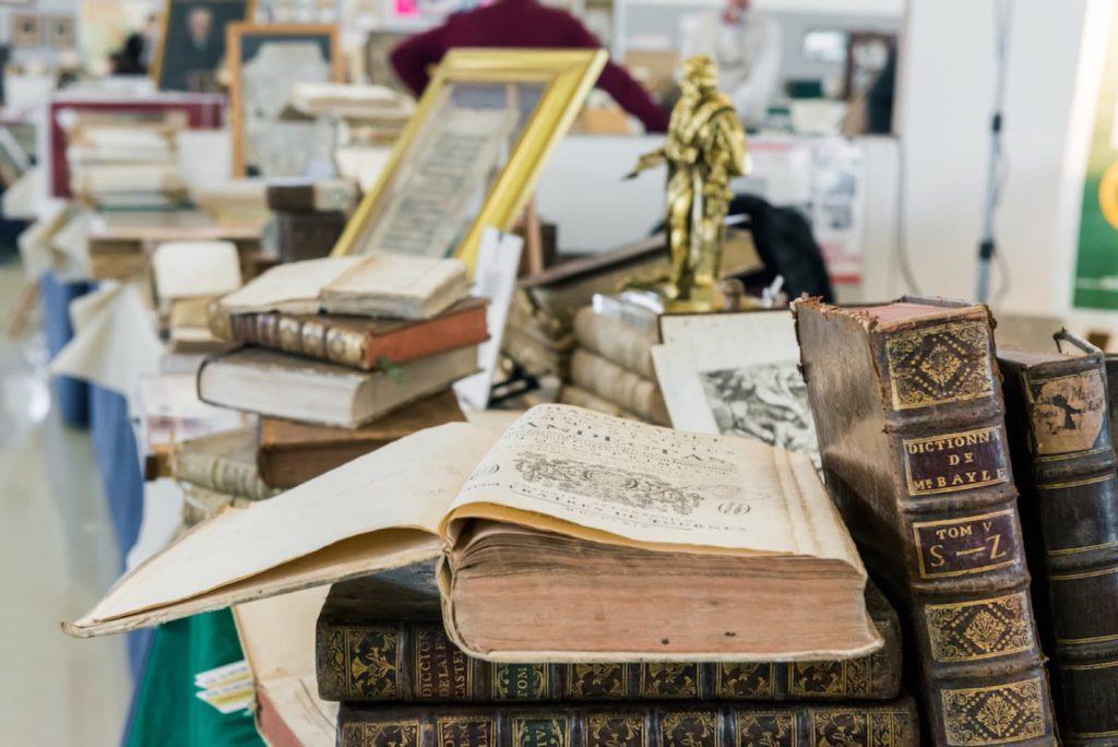 Fiera del Libro Antico, Cesena | Ph. Chiara Casanova
