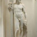 Forlì – L'ETERNO E IL TEMPO. Tra Michelangelo e Caravaggio Cristo Portacroce, Michelangelo Buonarroti