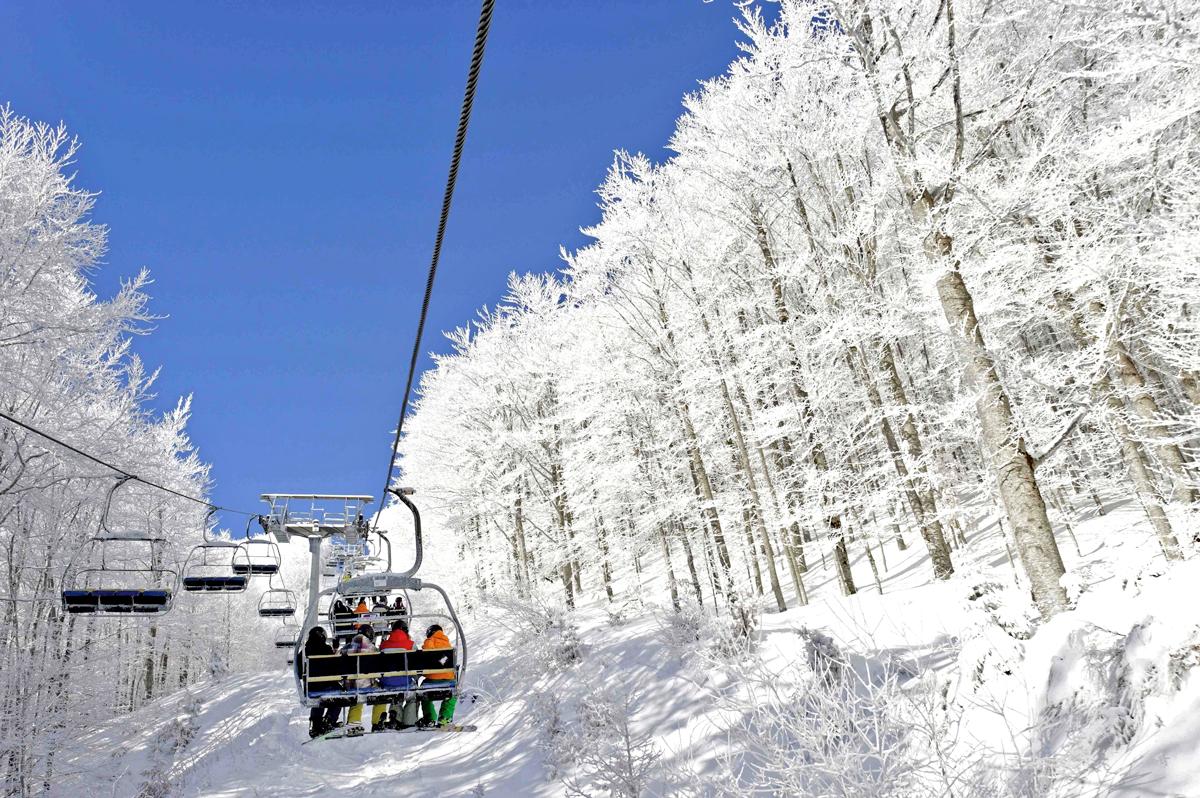 Neve in Emilia Romagna   Foto di Apt Servizi