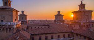 Scoprire l'Emilia Romagna dall'alto – In cima a torri e campanili