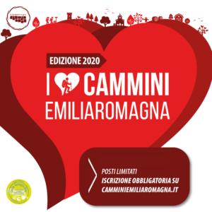 I Love Cammini 2020: escursioni guidate in Emilia-Romagna