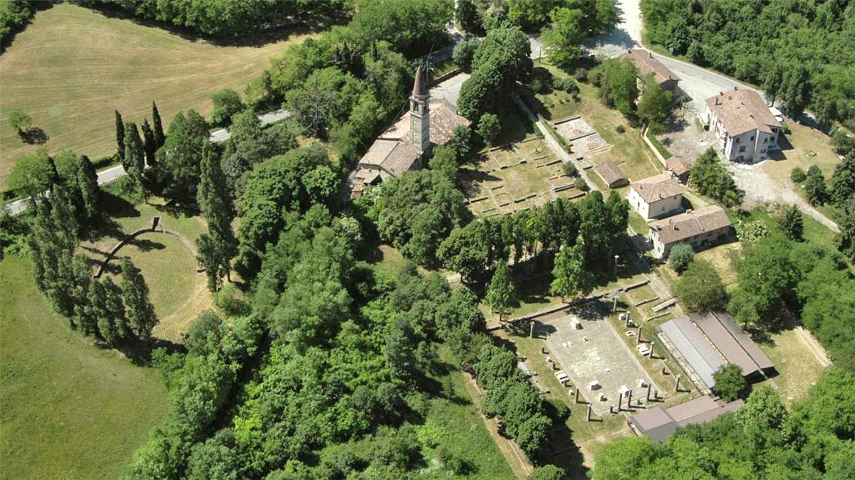 Scavi archeologici di Velleia