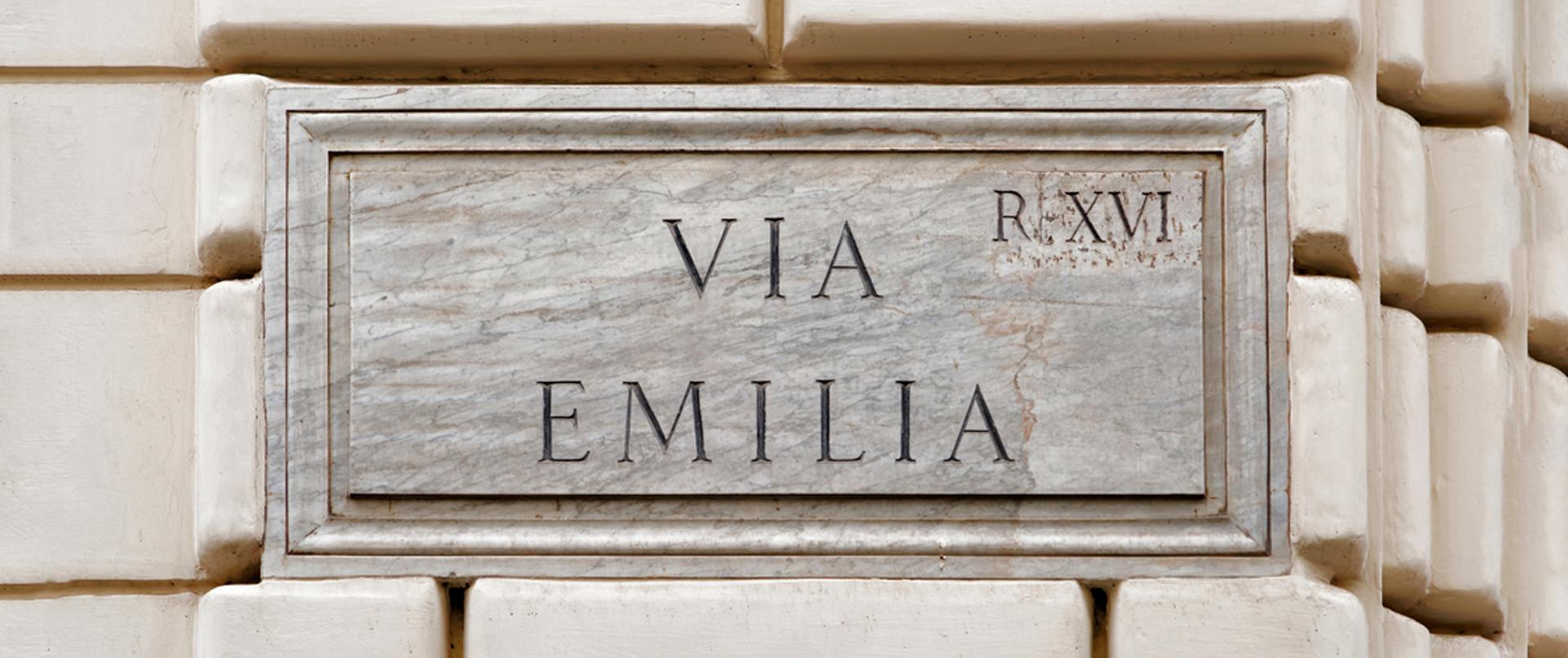 La Via Emilia. Storia e origini di una Regione in 10 punti