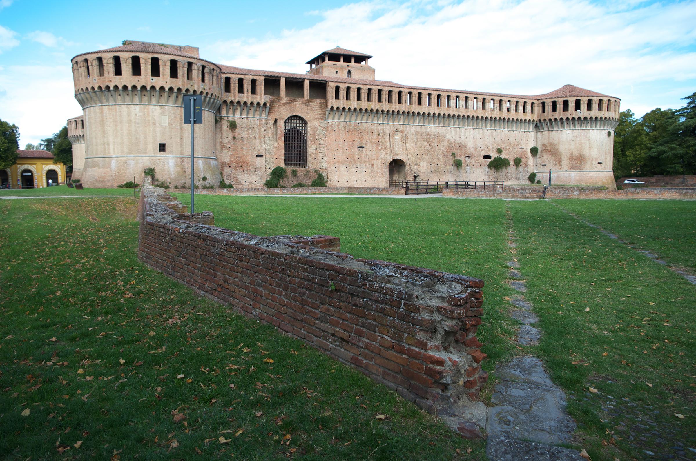 Imola, Fortress, Ph lupo1959