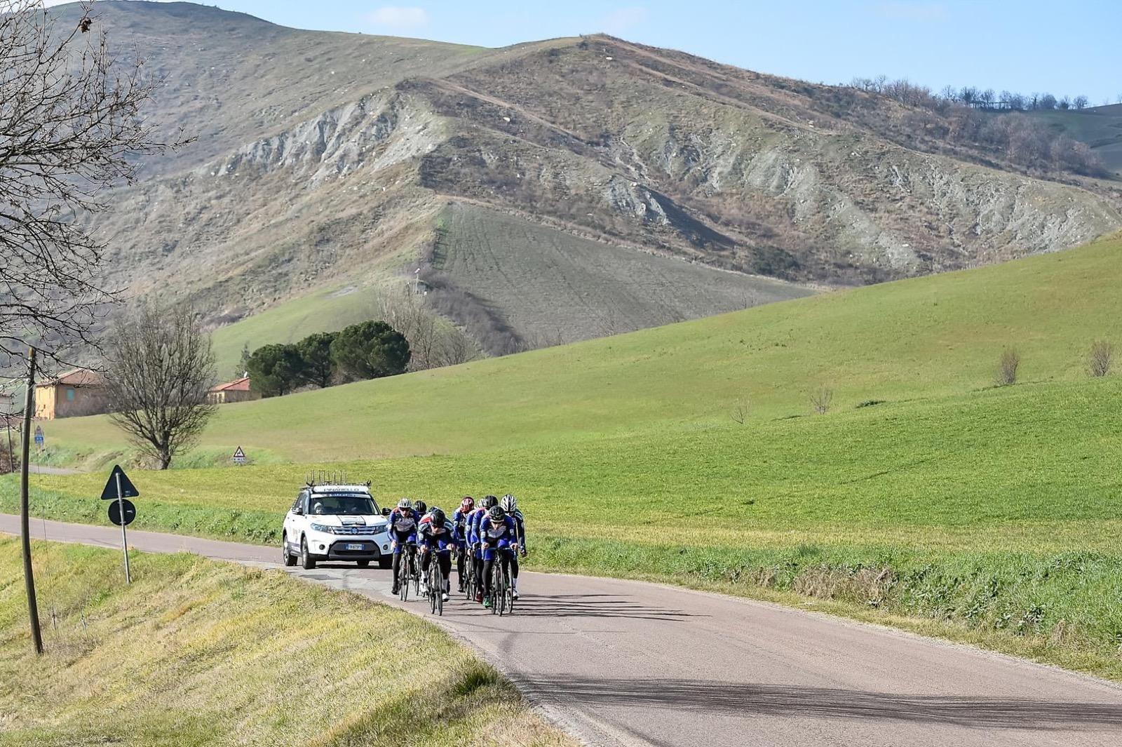 inEmiliaRomagna CyclingTeam