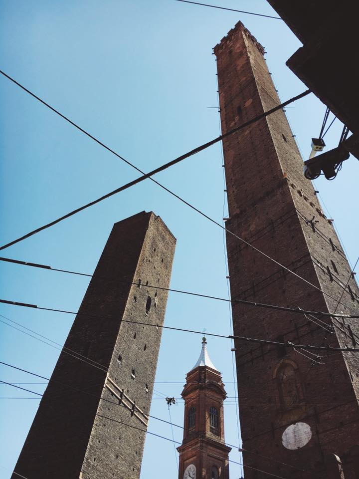 Two Towers, Bologna @inworldshoes