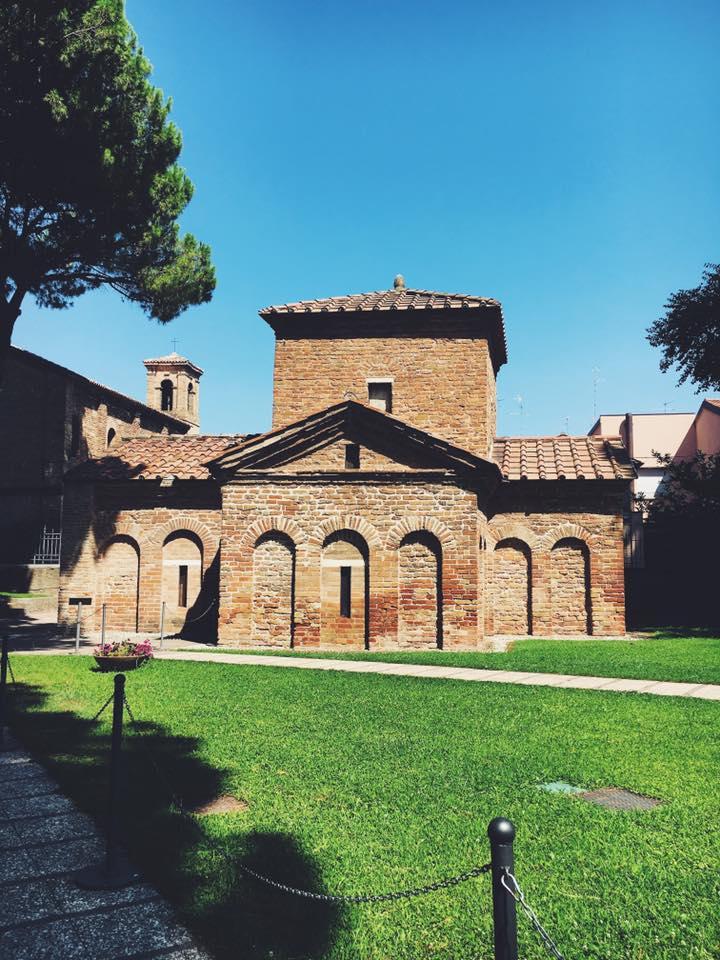 Mausoleo Galla Placidia, Ravenna @inworldshoes