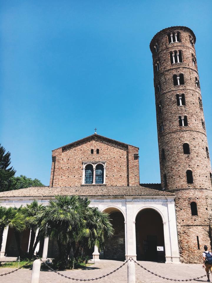 Basilica Sant'Apollinare, Ravenna @inworldshoes