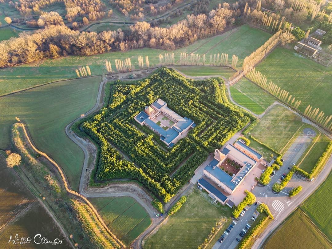 Labirinto della Masone, Fontanellato | Ph.@oissela_93
