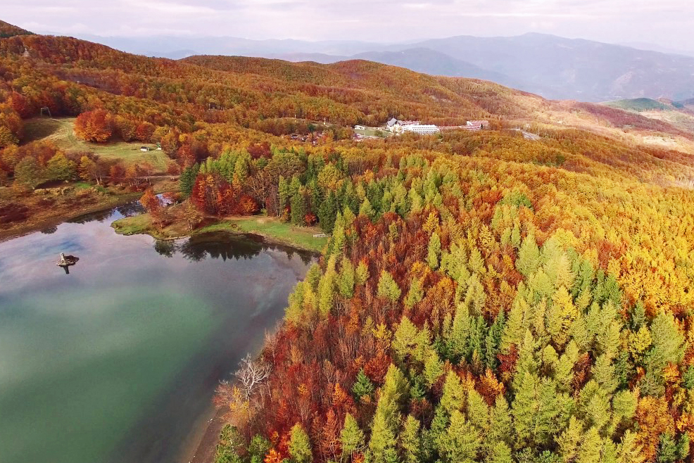 Lago Calamone (Ramiseto, Reggio nell'Emilia)