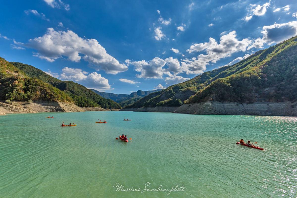 Lake of Ridracoli   Photo © ridracoli.it