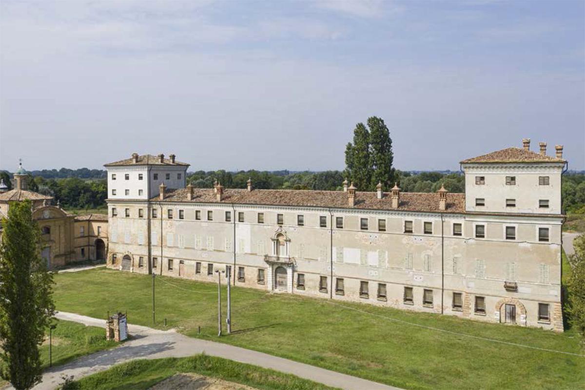 Lungo il fiume Lamone | Palazzo San Giacomo (Russi)